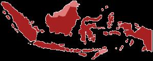 Peta merah
